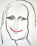 4  21st Century Mona Lisa