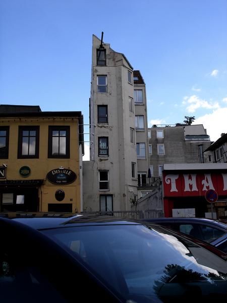 Half-House