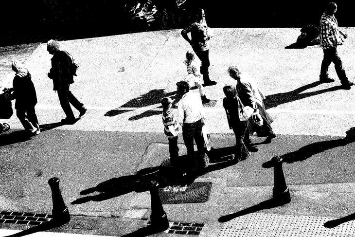 alles nur Schatten