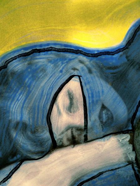 22. Jimmy & Marilyn, Ghosts, detail