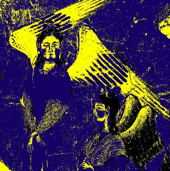 Engel können auch mal böse sein