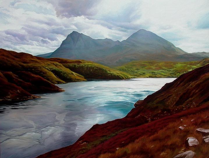 Belisama Cycle/Scotland 2