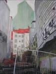 Baustelle (Gängeviertel vor der Besetzung)