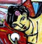 Ariella (detail)
