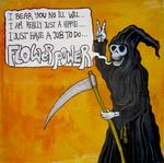 The Grim Hippie Reaper