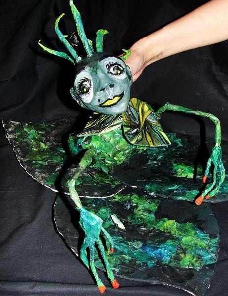 Tümpelgeist / phantom of the tarn