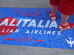 Alitalia Airliners banner