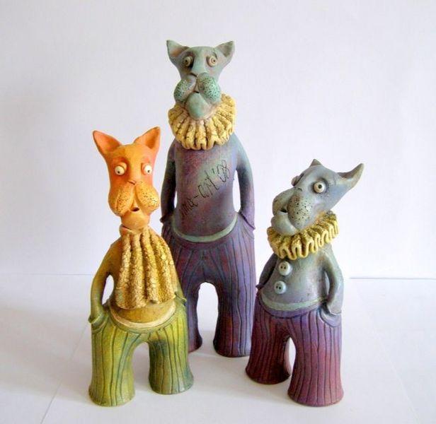 Cat's family.
