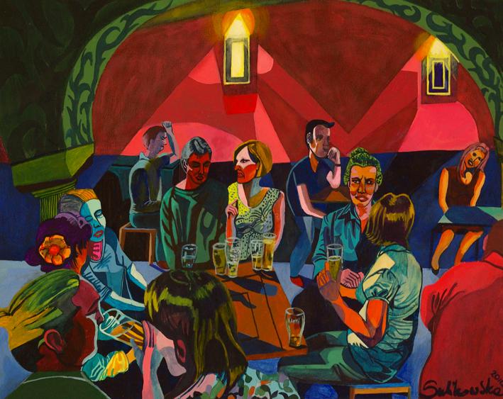 Jazz Pub(evening chat)
