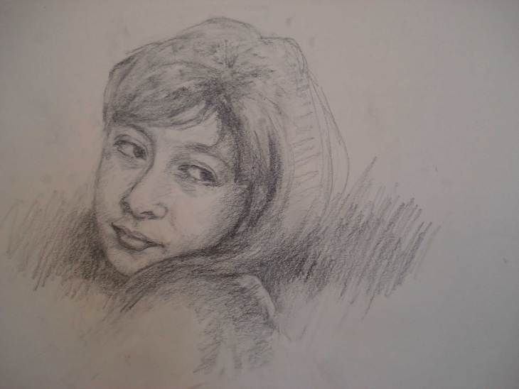 Bahar Portrait