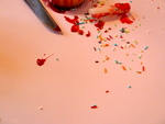 I killed the Cake