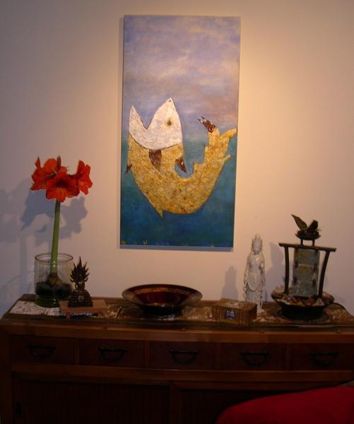 Krishna's Fish 1