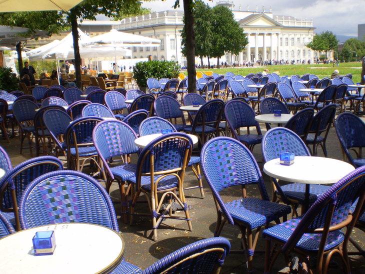 documenta cafe