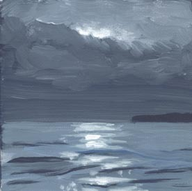 Grå havet