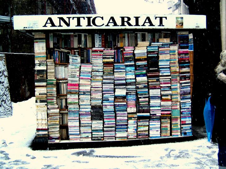 Bücher / Iasi, Rumänien
