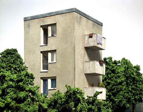 Mit Balkon