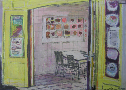 Laden-Eingang 1