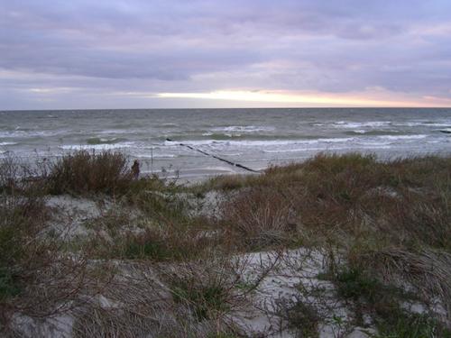 Hiddensee-Meeresstrand