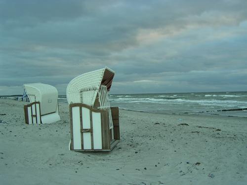 Hiddensee-Strandkörbe