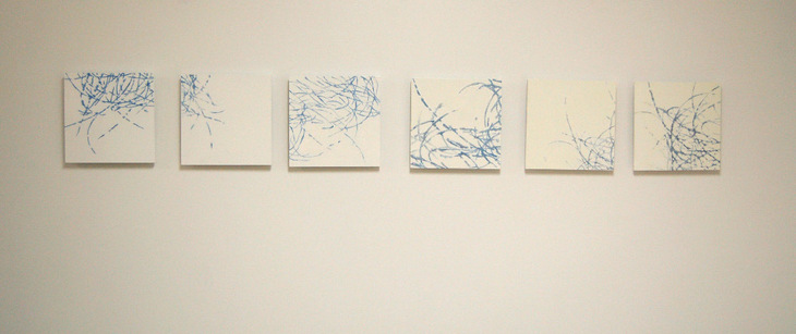Bodily Space, Paintings