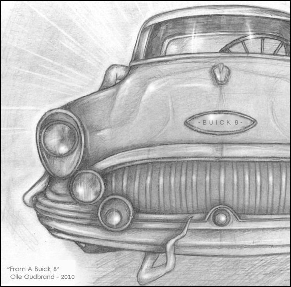 From a Buick 8 - Illustration 2010