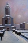 Helsinki. Kallion kirkko.