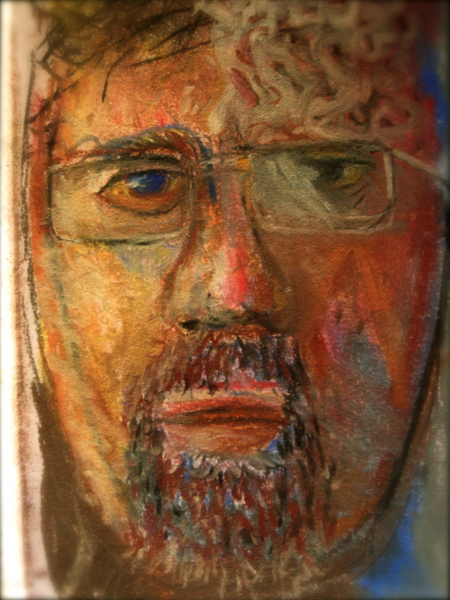 kwondree, self portrait