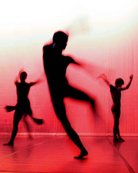Three Dance