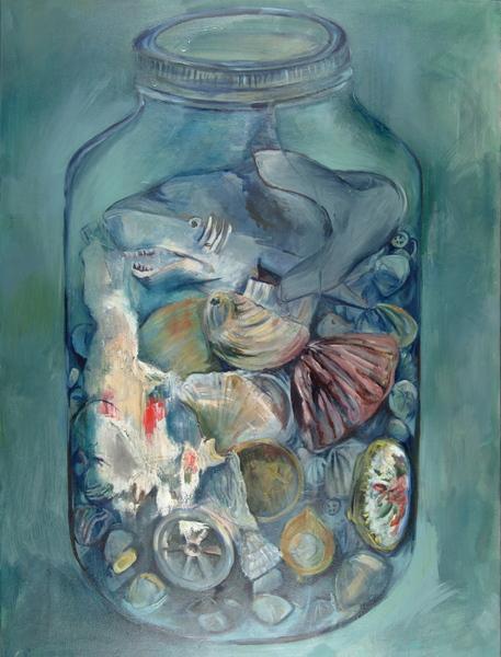 Shark Jar