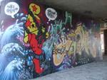 Streetart an der Isar/ München
