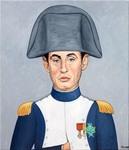 Napoléon Bonaparte is still very much alive