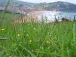 Zarautz im Baskenland