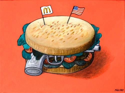 Hamburger Defense