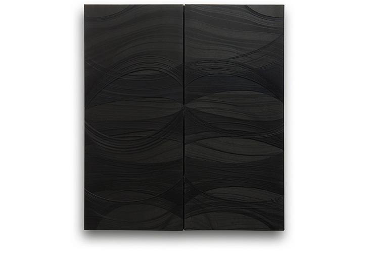 k189 (Homage to Pierre Soulages)