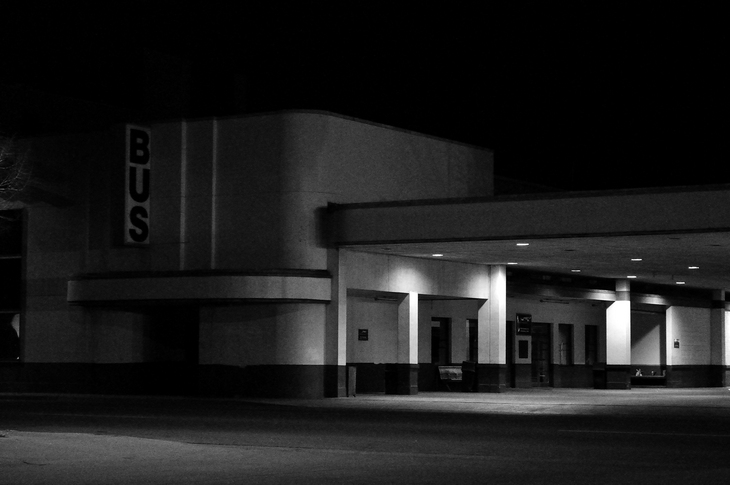 Bus Station Wichita
