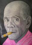 Antonio with Cigar