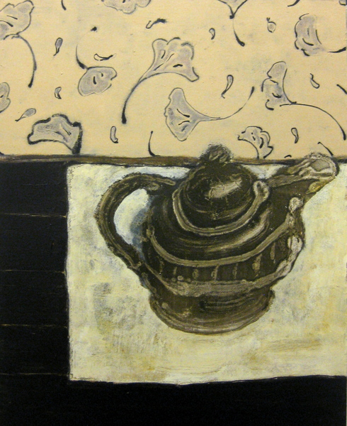 Tea 34 x 30 inches
