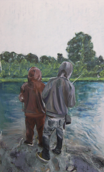 Fishin - SOLD