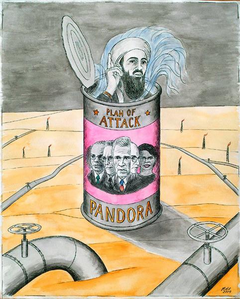Pandora IX