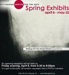 The Pittsburgh Center for The Arts, Solo-Exhibition