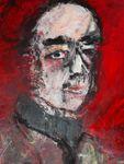 Consolation  Trost  Acryl auf Leinwand 60 x 60 cm