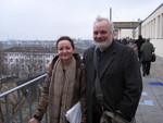 Ioana Luca und Detlev Foth