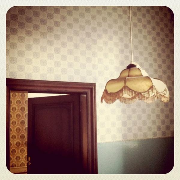 Gutshoflampe