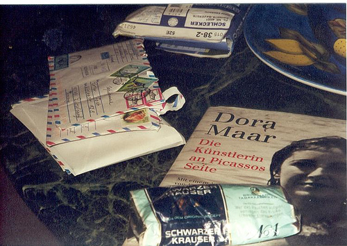 letters and books