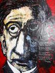 Hommage an Konstantin Kavafis Die vier Wände meines Zimmers  Acr