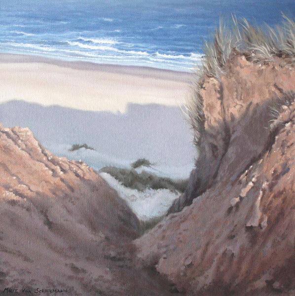 Morgen am Kliff