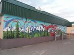 Giant Mural