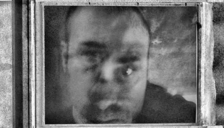 Jean-François Dupuis polaroid