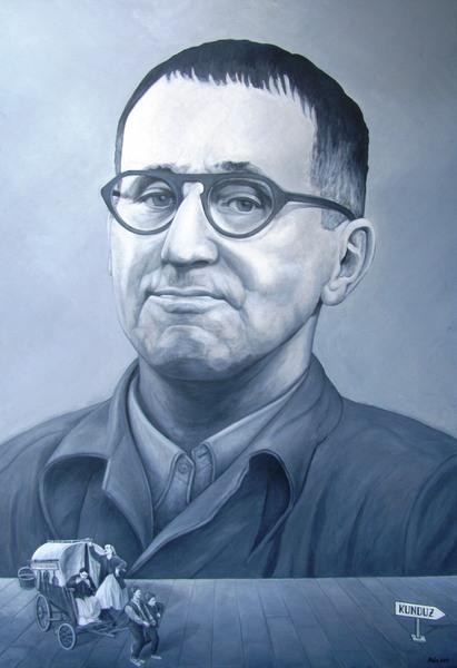 Bertolt Brecht and the War Victims