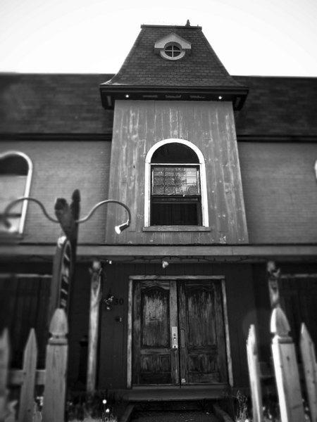 Strange house